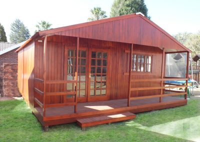 Wendys & Sheds -16mm T&G - Houses, Chalets, Offices, etc.21