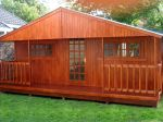 Wendys & Sheds -16mm T&G - Houses, Chalets, Offices, etc.39
