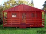 Wendys & Sheds -16mm T&G - Houses, Chalets, Offices, etc.41