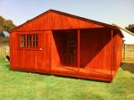 Wendys & Sheds -16mm T&G - Houses, Chalets, Offices, etc.6