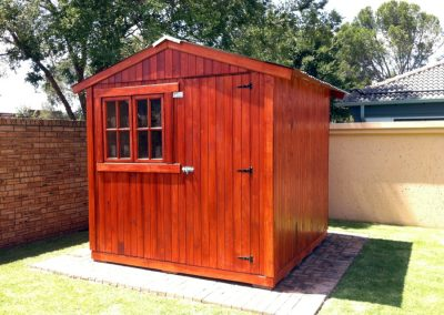 Wendys & Sheds -16mm T&G - Wendy house 13