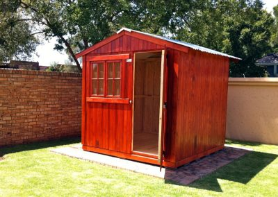 Wendys & Sheds -16mm T&G - Wendy house 14