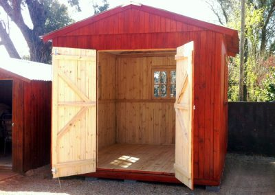 Wendys & Sheds -16mm T&G - Wendy house 17