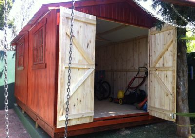 Wendys & Sheds -16mm T&G - Wendy house 22