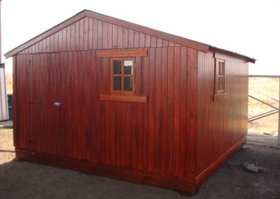 Wendys & Sheds -16mm T&G - Wendy house 23