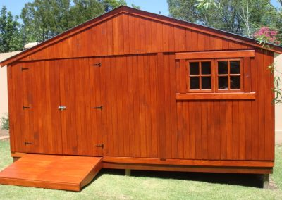 Wendys & Sheds -16mm T&G - Wendy house 25