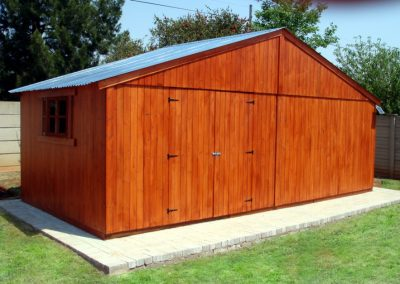 Wendys & Sheds -16mm T&G - Wendy house 28