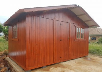 Wendys & Sheds -16mm T&G - Wendy house 46