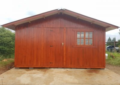 Wendys & Sheds -16mm T&G - Wendy house 47
