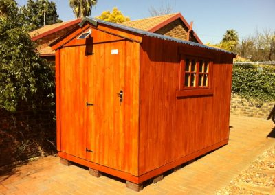 Wendys & Sheds -16mm T&G - Wendy house 6