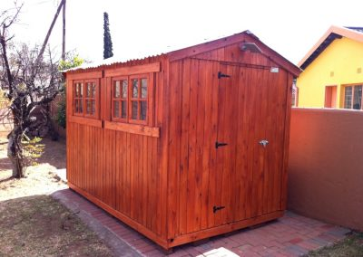 Wendys & Sheds -16mm T&G - Wendy house 8