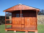 Wendys & Sheds -16mm T&G - Wendy houses with patio's23