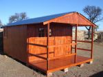 Wendys & Sheds -16mm T&G - Wendy houses with patio's24