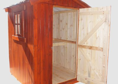 Wendys & Sheds -Guard Houses4