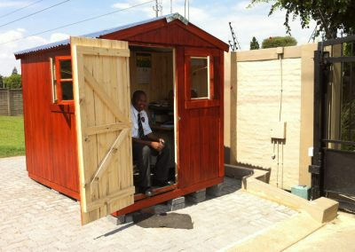 Wendys & Sheds -Guard Houses6