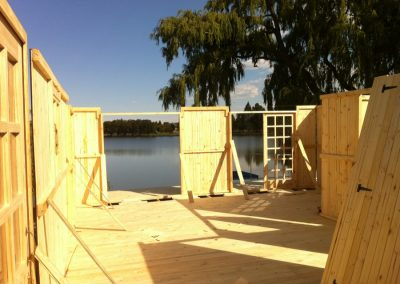Wendys & Sheds -Projects during building4